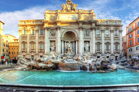 Weekender Breaks - Two or three night Rome break including flights - Save 66%