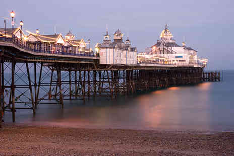 Shore View Hotel - One or two night stay in Eastbourne for two with breakfast - Save 44%