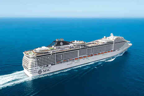 Jetline Cruise - Three night, full board cruise from Hamburg to Southampton including flights and cabin upgrade - Save 24%