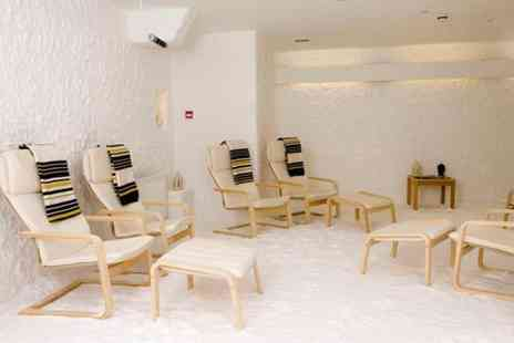 The Salt Cave - Hour long salt therapy session - Save 74%