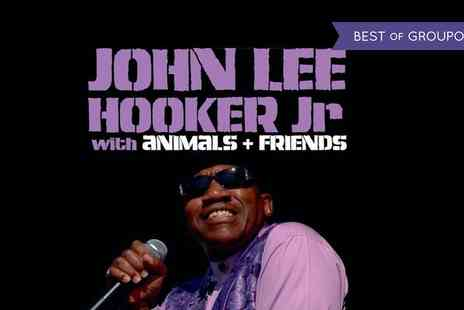 AGMP - One ticket to see John Lee Hooker Jr with Animals & Friends on 24 March - Save 25%