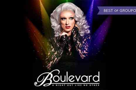 Boulevard - Two tickets to see Boulevard Spring Show on 5 February To 28 May - Save 56%