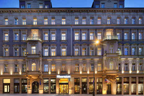 Sheraton Prague Charles Square - Five Star 5 nights Stay in a Grand Deluxe Room - Save 73%