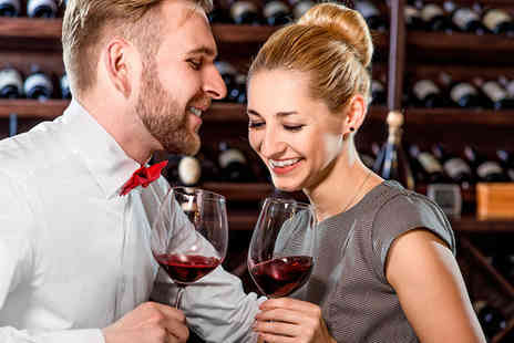 Into The Blue - Two Hour Wine Tasting Evening For Two - Save 0%