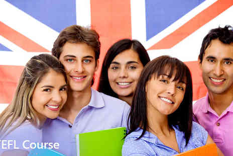 TEFL Cambridge - 40 Hour Level 2 Tefl Course - Save 76%