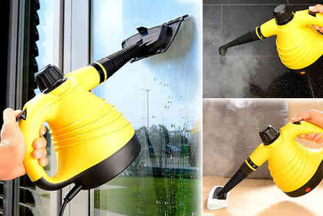 Targarian - Hand Held Steam Cleaner - Save 56%