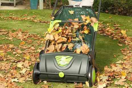 Easylife Group - Lawn Leaf Sweeper - Save 29%