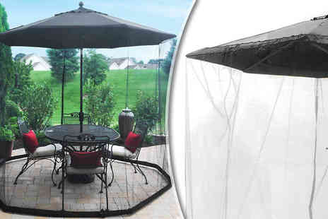 Internet Shop - Gardensity 2.7M Convertible Parasol Cover - Save 67%