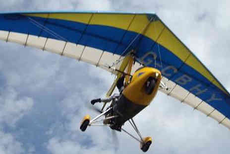 Delta Microlights - 30 to 60 Minute Delta Microlight Trial Flight - Save 0%