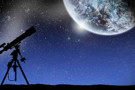 International Open Academy - Introduction to Astronomy Course - Save 81%