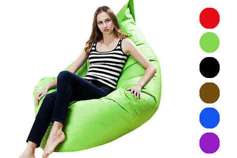 Vivo technologies - Outdoor Giant Bean Bag in 6 Colours - Save 0%