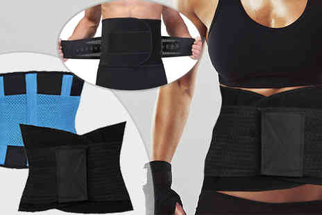 Bonicaro Design - Thermal Compression Waist Slimming Belt - Save 76%