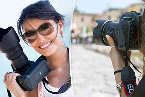 Centre of Excellence Online - Travel Photography Online Course - Save 85%