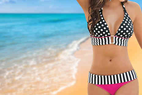 Marcus Emporium - Polka Dot Push Up Bikini - Save 74%