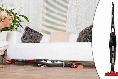 Hoover - Unplugged Cordless Stick Vacuum Cleaner Rechargeable - Save 0%