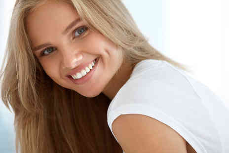 All Saints Dental Clinic - Top or bottom arch clear brace including X ray and dental exam or both arches - Save 70%