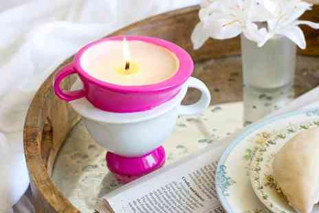 Midas Touch Crafts - Online candle making course - Save 86%