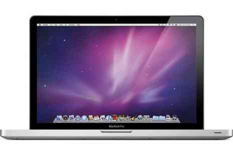GoldBoxDeals - Refurbished Apple MacBook Pro 15 inch MC372 With Free Delivery - Save 0%