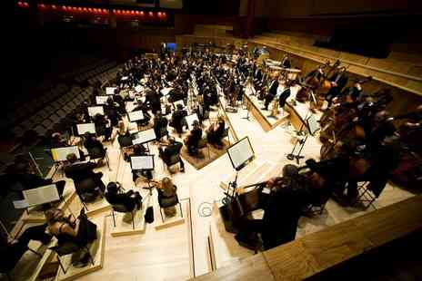 London Philharmonic Orchestra - Ticket to hear Elgars Enigma with the London Philharmonic Orchestra on Saturday 11 March - Save 54%
