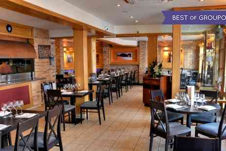 Hisar Meze Bar - Four Course Turkish Meal with Prosecco For Two or Four - Save 58%