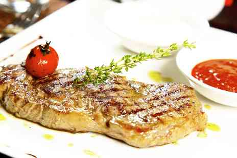 Jaspers Restaurant - Three Course Meal for Up to Eight - Save 50%