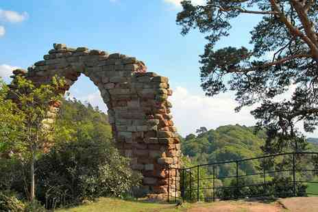Hawkstone Historic Park and Follies - Family Entry for Two Adults and Up to Four Children to Hawkstone Historic Park and Follies - Save 42%