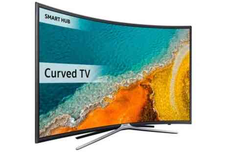 Groupon Goods Global GmbH - Samsung UE55K6300 55 inch Curved Full HD LED Smart TV With Free Delivery - Save 21%