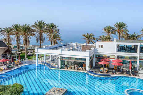 Radisson Blu Beach Resort - Five Star 14 nights Stay in a Deluxe Junior Suite Sea View - Save 29%