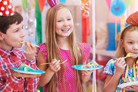 BlueMountain - Kids Party Planner Diploma Online Course - Save 91%