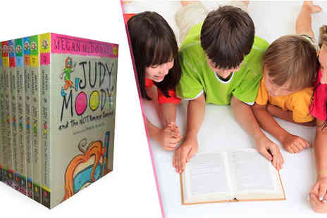 Snazal - Judy Moody 10 Book Collection - Save 56%