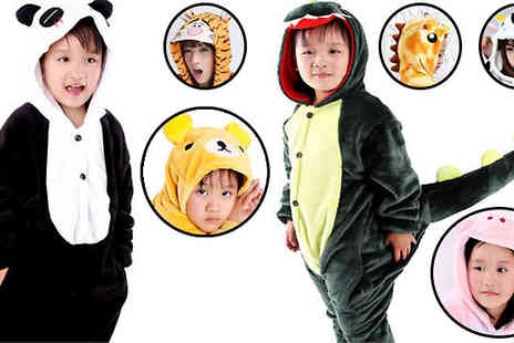 Marcus Emporium - Childrens Animal Onesies in 3 Sizes, 7 Styles - Save 57%