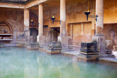 OMGhotels - One Night Hotel Stay With Breakfast and Roman Baths Entry - Save 0%