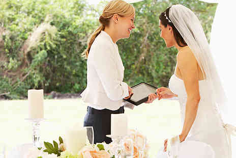 eventtrix - Accredited Wedding Planner Course - Save 91%