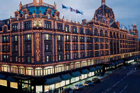 Harrods - Cream Tea for Two - Save 32%