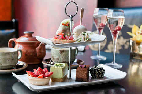 Buddha Bar - Sparkling Afternoon Tea for Two - Save 0%