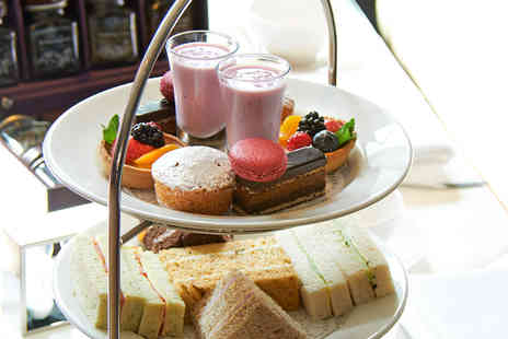 The Hilton - Chocolate Lovers Afternoon Tea for Two - Save 0%
