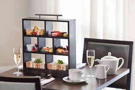 DoubleTree by Hilton - Champagne Afternoon Tea for Two - Save 50%
