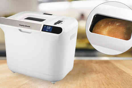 Ayinde Trading Solutions - 600W Morphy Richards Breadmaker - Save 72%