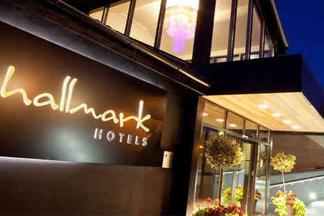 Hallmark Hotel - One Night Stay For Two With Spa Treatments and Drinks  - Save 58%