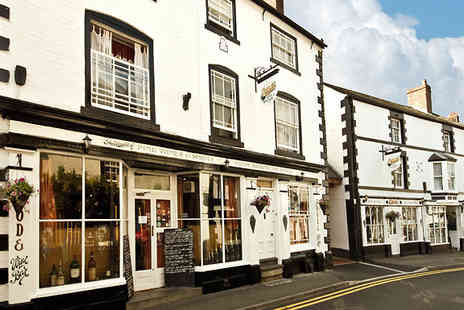Gales of Llangollen - One or two Night Stay With Wine Tasting - Save 0%