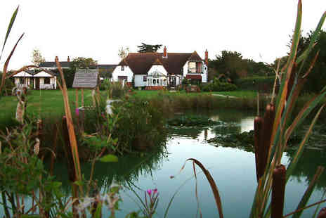 Bellropes - Two or two night Essex Country House Break for two with Breakfast - Save 43%