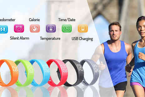 ugoagogo - Z2 Fitness Smart Watch in 6 Colours - Save 78%
