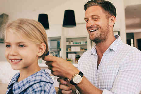 BlueMountain - Kids Hair Care and Styling Online Course - Save 92%