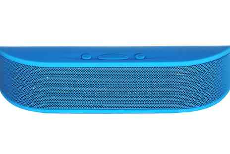 Groupon Goods Global GmbH - Targus Driver Bluetooth Speaker - Save 0%