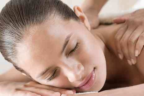 Beaubelles - 30 Minute or One Hour Swedish or One Hour Full Body Warm Bamboo Massage  - Save 0%
