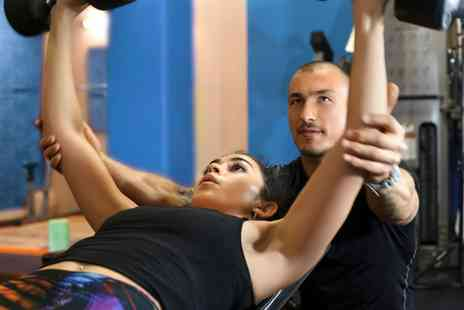 Right Path Fitness - One or Three Personal Training Sessions - Save 0%