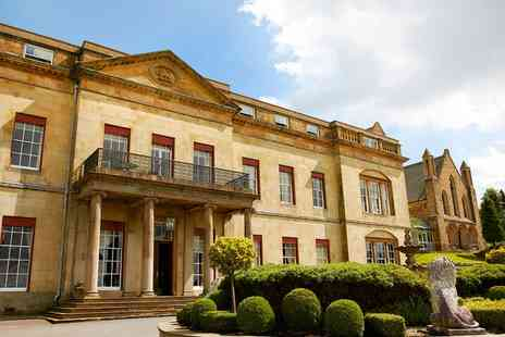 Shrigley Hall Hotel - Spa Day with Two Treatments, Hot Chocolate and Spa Access for One or Two - Save 0%
