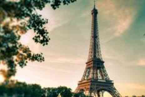 AA Getaways - Three-night Paris break, including breakfast  - Save 41%