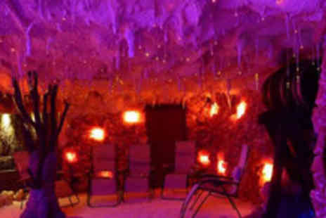 Himalayan Salt Cave - 45 Minute salt therapy session - Save 65%