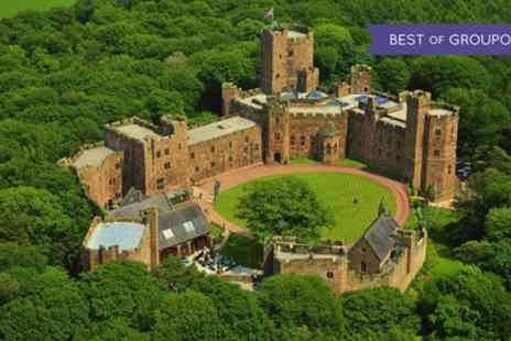 Peckforton Castle - One Night Stay for Two Adults with Breakfast and Dinner - Save 0%